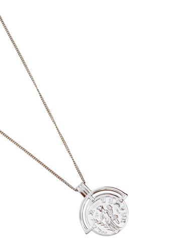 Pastiche silver Berkley Necklace 7EFFDAC466DCEEGS_1