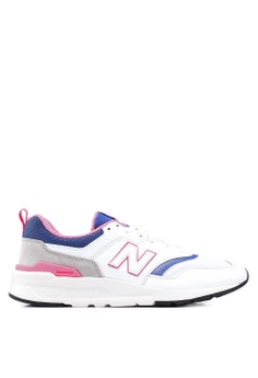 7a6f80dce38 New Balance white and multi 997H Lifestyle Shoes CE799SH218F5A0GS 1