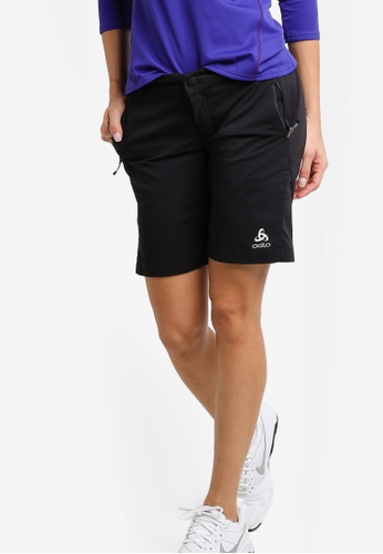 Odlo black Spoor Shorts OD608AA38KAFMY_1