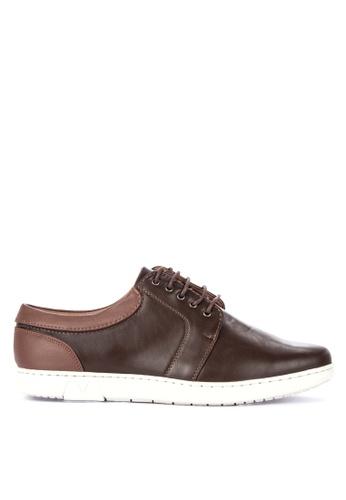 H2Ocean brown Sahib Smart Casual Shoes E424DSH4BBE3DAGS_1