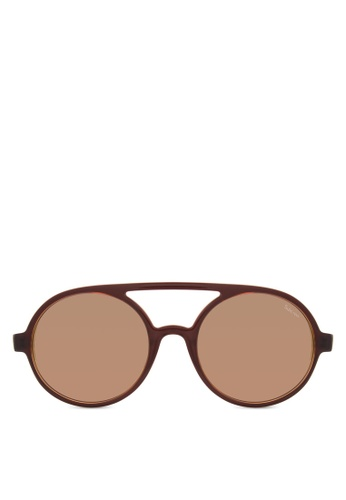 Subcrew brown SV14000303 Sunglasses SU246AC82NDPHK_1