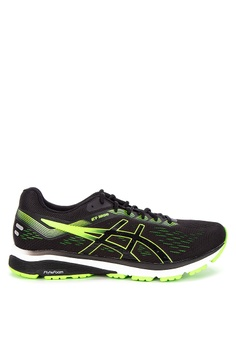 new arrival 8982b d4257 Asics black Gt-1000 7 Training Shoes 910F3SHE039B85GS 1