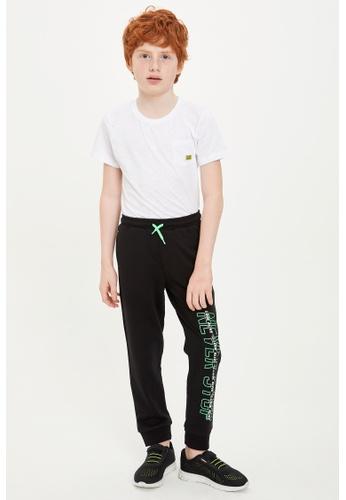 DeFacto black Boy Knitted Trouser 7757AKA154E8D2GS_1