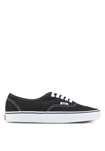 VANS black Core Classic Authentic Sneakers VA142SH0SKV2MY_1