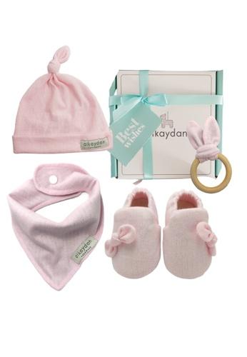 Aikaydan pink Baby gift set - Girl EECD1KCC824387GS_1