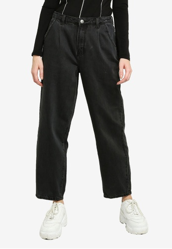 Supre black Slouch Jeans D7DFAAAF6A1CD8GS_1