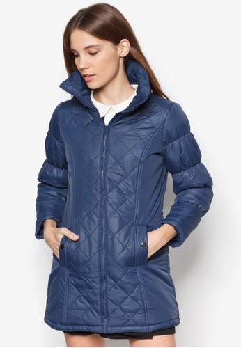 輕量羽絨外套, 服飾, 夾克 &zalora 衣服評價 大衣