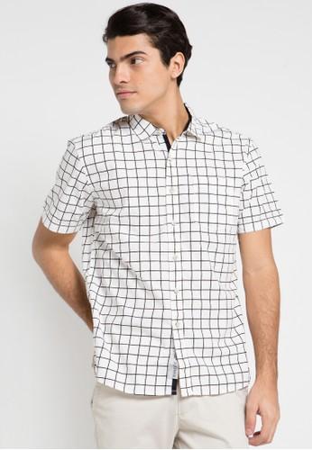 X8 white Dalton Shirt X8323AA0UNAQID_1