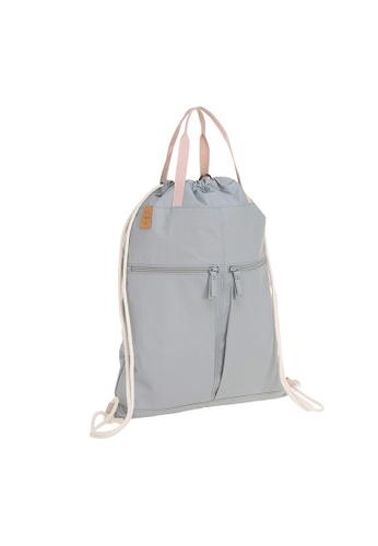 LASSIG grey Lassig Tyve String Diaper Bag(Grey) B85C5KC8CF1FE0GS_1