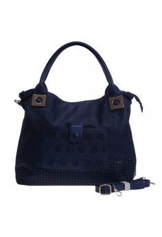 Stylish Shoulder Bag Round ball design