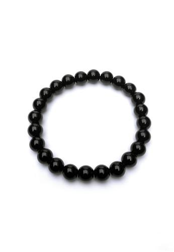 Prestige Collective black Prestige All Black Bracelets PR073AC95CMYID_1