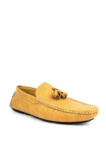 Mario D' boro Runway brown Cardo Casual Shoes 11982SHFFC59B1GS_1