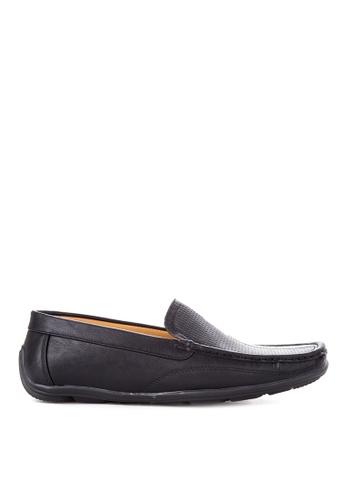 H2Ocean black Fallon Loafers H2527SH23JZWPH_1