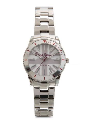 R2353102506 Carrie 印花不銹鋼esprit 眼鏡女錶, 錶類, 飾品配件