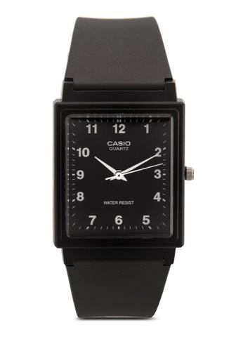 esprit台北門市MQ-27-1BDF 方框手錶, 錶類, 飾品配件