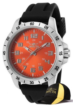 Pro Diver Men 45mm Case Watch 21837 with FREE Baseball Cap