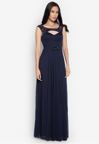 Rated E Fashion navy Andrea Dress RA951AA0KNLSPH_1