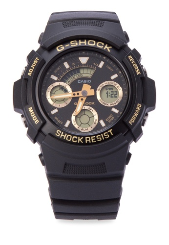 G Shock Digital Analog Aw 591gbx Watch