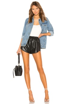 c0146402097 40% OFF superdown Alyssa Crystal Denim Jacket(Revolve) S  127.00 NOW S   76.00 Sizes XXS XS S M L