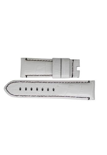 STRAPS white Straps-Leacrc-2422 ST324AC76QHJID_1