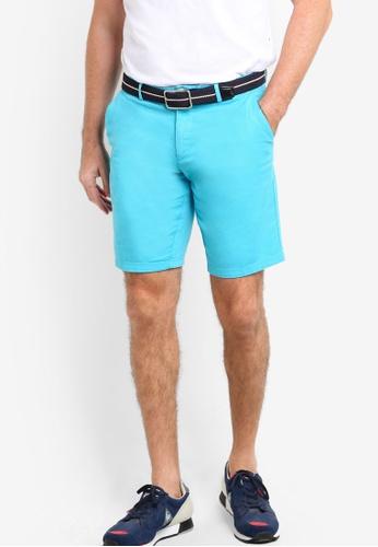 Boss Green blue C Liem 4D Shorts - Boss Athleisure BO516AA72MDRMY_1