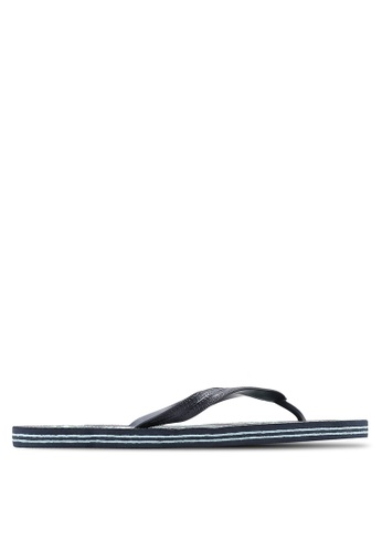 Factorie multi and navy Urban Flip Flops FA880SH36OBFMY_1