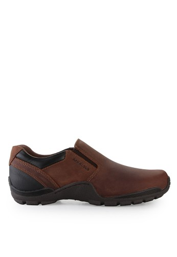 Pakalolo Boots brown Casual Slip On PA409SH43XVOID_1