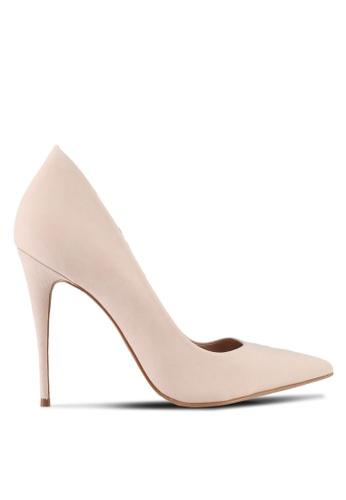 ALDO beige Cassedy Heeled Shoes 3A6C1SHC360671GS_1