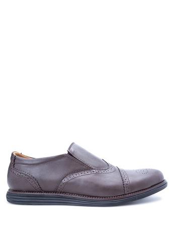 Preview brown Formal Shoes PR211SH26QDLPH_1