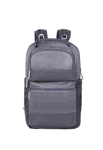Caterpillar Bags & Travel Gear grey Revo Backpack Large CA540AC10IRTHK_1