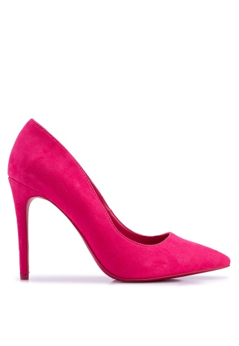 Call It Spring pink Mykel Heels 59552SH8A4BE90GS_1