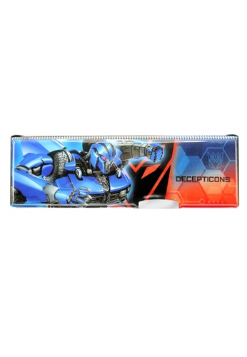 Transformers TRANSFORMERS TF6 MAGNETIC PENCIL CASE CE34EKC34DA2F5GS_1