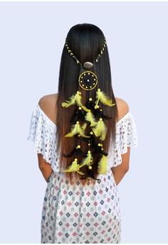 Marigold Bohemian Headband