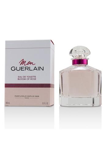 Guerlain GUERLAIN - Mon Guerlain Bloom Of Rose Eau De Toilette Spray 100ml/3.3oz A7379BE690EA5CGS_1