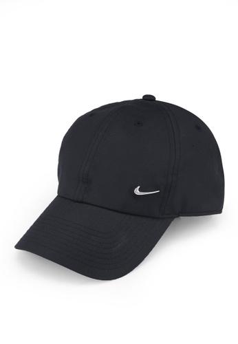 b3fdbdf6b3e6f Nike black Unisex Nike Sportswear Heritage86 Cap 1AD14AC56BA457GS 1