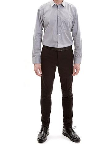Goldlion grey Goldlion European Fabric Long-Sleeved Shirt A984CAA33D796CGS_1