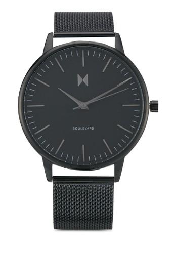 MVMT black MVMT Boulevard Watch - Melrose MV187AC0SZQ0MY_1