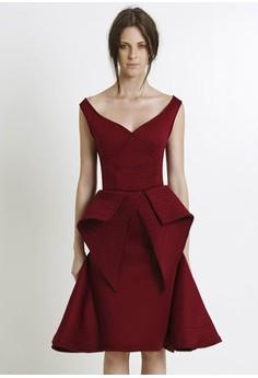 [PRE-ORDER] Terracotta Dress