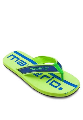 拼esprit hong kong色品牌夾腳拖, 鞋, 涼鞋及拖鞋