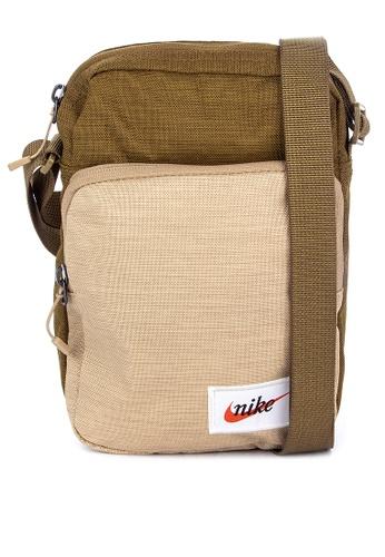 Nike green Nike Heritage Bag E4F1DAC3B7240BGS_1