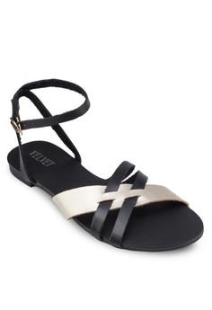 Lydia Criss Cross Sandals