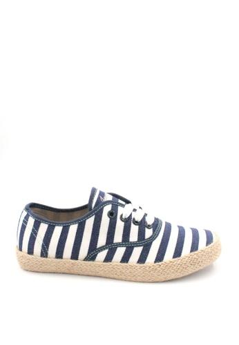 Jazz Star blue Jazz Star Lo Cut Shoe Lace JS06-035 949F9SH321BE62GS_1