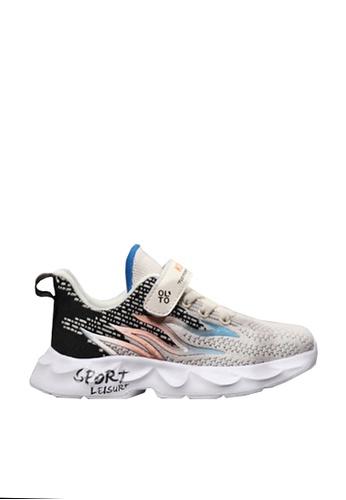 Twenty Eight Shoes 白色 VANSA 舒適針織運動鞋 VSK-T7505 133F4KSD8190B1GS_1