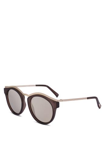 Le Specs brown Hypnotize 1702046 Sunglasses 3236FGL4F2106BGS_1