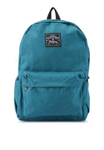 Playboy blue Playboy Casual Backpack PL371AC0SK0EMY_1