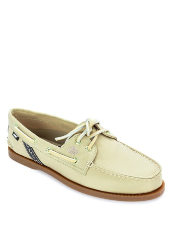 Sperry brown Authentic Original 2-Eye Bionic Boat Shoes 38A7BSHD8E2FF8GS_1