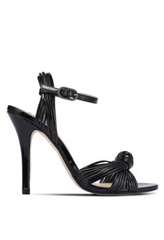 af59bbd91e4 ZALORA black Dancing Heels 27E56SH3C1FB02GS 1