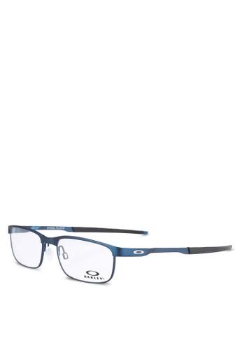 c6bf2ba6491 Oakley blue Steel Plate OX3222 Glasses OA405GL0USTUID 1