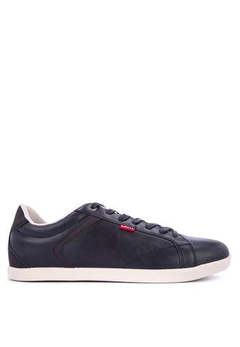 Levi's blue LOCH DERBY Sneakers D40CCSH7F6F30FGS_1