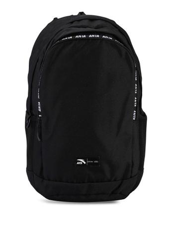 Anta black KM Backpack E775AAC2026F3BGS_1